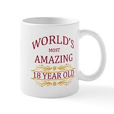 18th. Birthday Mug