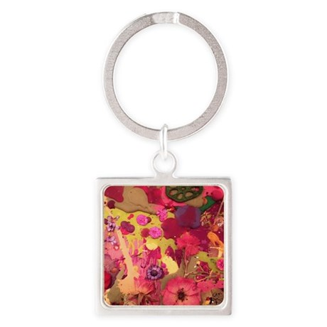 Gypsy Rose! Square Keychain