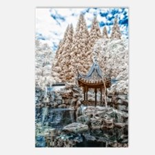 Chinese Garden Infrared Postcards (Package of 8)