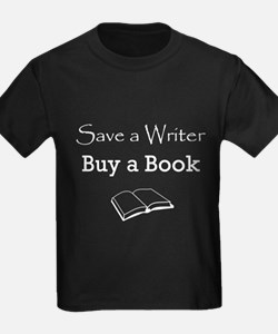 SaveAWriter T-Shirt