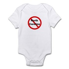 North Carolina Infant Bodysuit