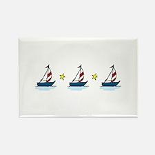 Sailboats Magnets