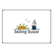 Sailing Rules Banner