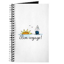 Bon Voyage Journal