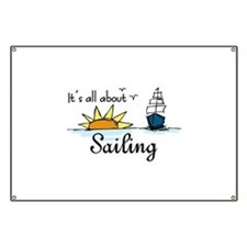 All About Sailing Banner