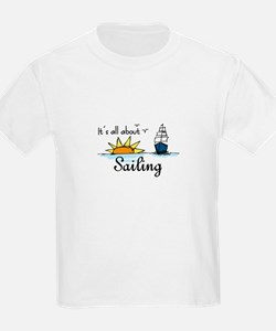 All About Sailing T-Shirt
