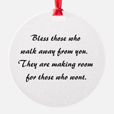 CHRISTIAN Ornament