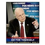 Go Fox Yourself - 16x20 Poster