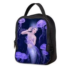 Bioluminescence Jellyfish Mermaid Neoprene Lunch B