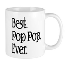 BEST POP POP EVER Mugs