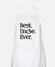 BEST UNCLE EVER Apron