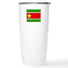 Guadelupe Flag Travel Mug