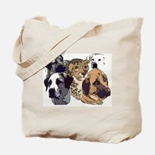 Unique Anatolian shepherd dog Tote Bag