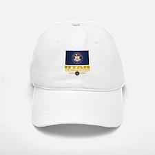 Utah Flag (v15) Baseball Baseball Baseball Cap