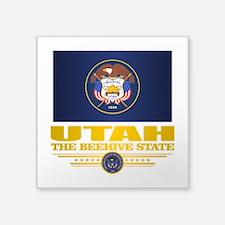 Utah Flag (v15) Sticker