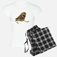 Determined Marching Owl Pajamas