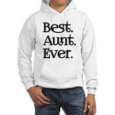 Best Aunt Ever Hoodie