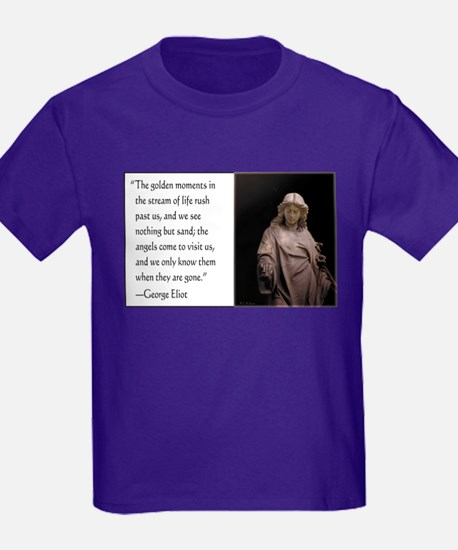Angels Come to Visit T-Shirt