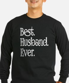 Best Husband Ever Long Sleeve T-Shirt