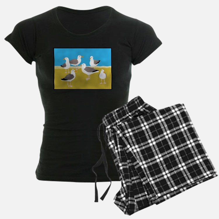 Gang of Seagulls Pajamas