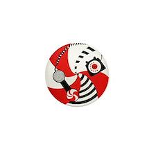 The White Stripes Jack White Original Mini Button