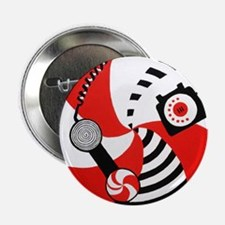"The White Stripes Jack White Original 2.25"" Button"