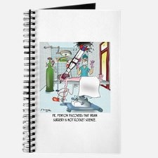 Surgery Cartoon 8815 Journal