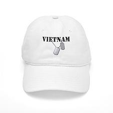 Vietnam Dog Tags Baseball Baseball Cap