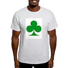 Clover/Club Ash Grey T-Shirt