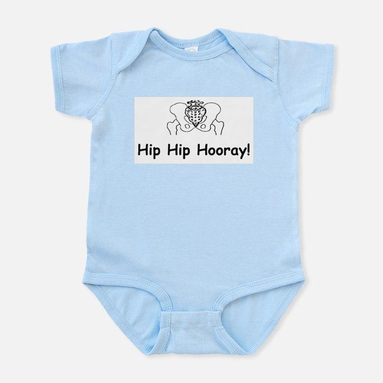 Hip Hip Hooray Body Suit