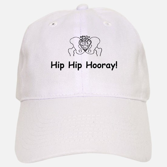 Hip Hip Hooray Baseball Baseball Baseball Cap