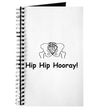 Hip Hip Hooray Journal
