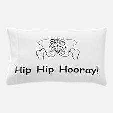 Hip Hip Hooray Pillow Case