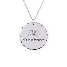 Hip Hip Hooray Necklace