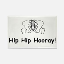 Hip Hip Hooray Magnets