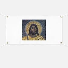 Black Jesus Banner