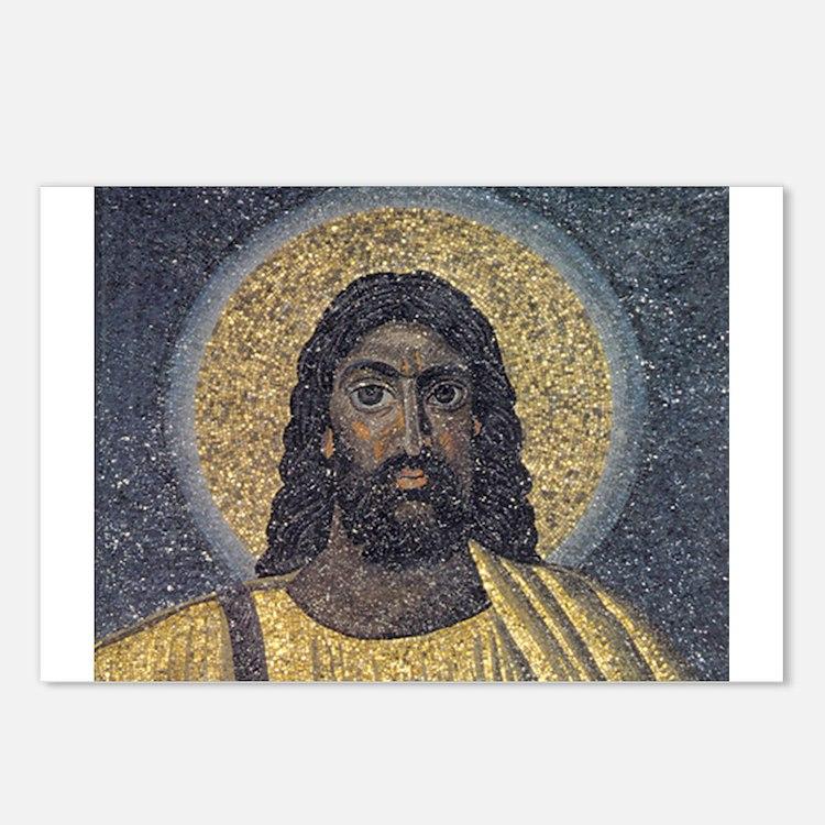 Black Jesus Postcards (Package of 8)