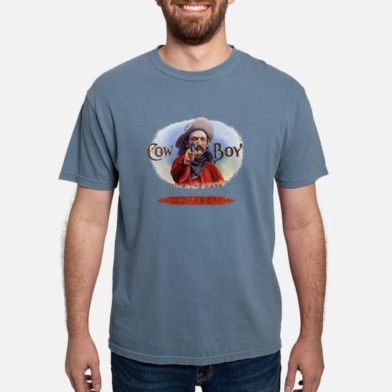 Vintage Cigar Label Cowboy T-Shirt