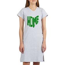 Ohio Home Women's Nightshirt