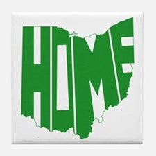 Ohio Home Tile Coaster