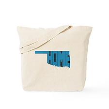 Oklahoma Home Tote Bag