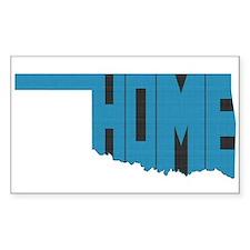 Oklahoma Home Decal