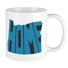 Oregon Home Mug