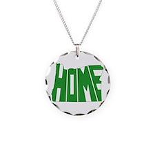 Oregon Home Necklace