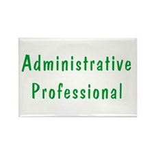 Administrative Professional Rectangle Magnet (10 p