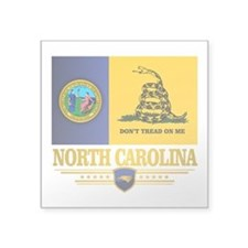 North Carolina Gadsden Sticker