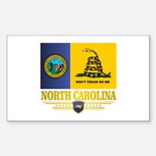 North Carolina Gadsden Decal