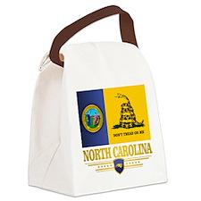North Carolina Gadsden Canvas Lunch Bag