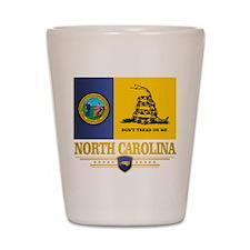 North Carolina Gadsden Shot Glass