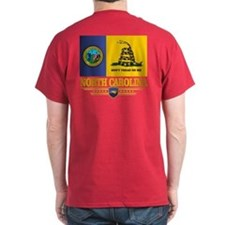 North Carolina Gadsden T-Shirt